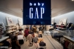 Interiors of Gap 34th Street in Midtown Manhattan, New York, U.S., on Friday, Sept. 5, 2014. The company is rolling out it's fall line right now. Photographer: Craig Warga/Bloomberg *** Local Caption ***